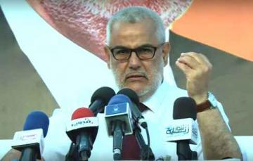ابن كيران من الدار البيضاء: العدالة والتنمية صوت الصمود والمعركة إلى النهاية