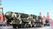 """روسيا تعلن عن """"خليفة الشيطان"""": سلاح نووي مرعب قادر على """"محو ولاية مثل تكساس"""""""