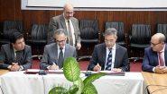 توقيع اتفاقيتين للشراكة بين مجلس جهة الرباط- سلا-القنيطرة ووزارة التعمير وإعداد التراب الوطني لوضع إطار عام لترسيخ مبدأ الشراكة