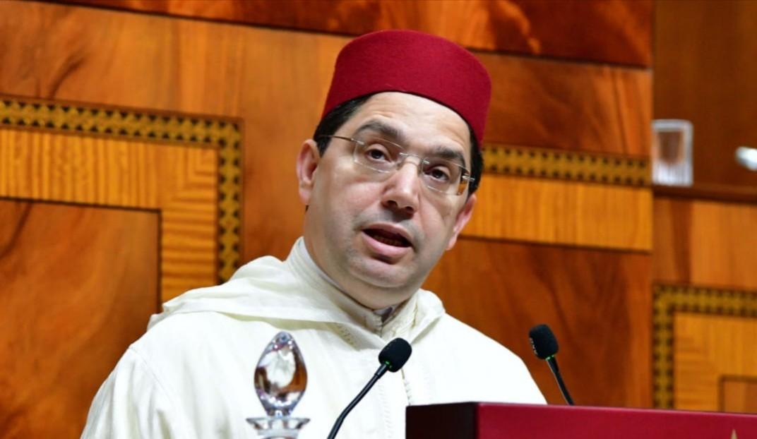 بوريطة: تحديد المجالات البحرية الوطنية يكرس الهوية المجالية للمملكة المغربية