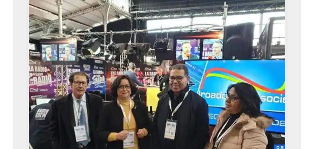 الهيأة العليا للاتصال السمعي البصري تشارك في معرض الإذاعة والصوتيات الرقمية لسنة 2020 بباريس