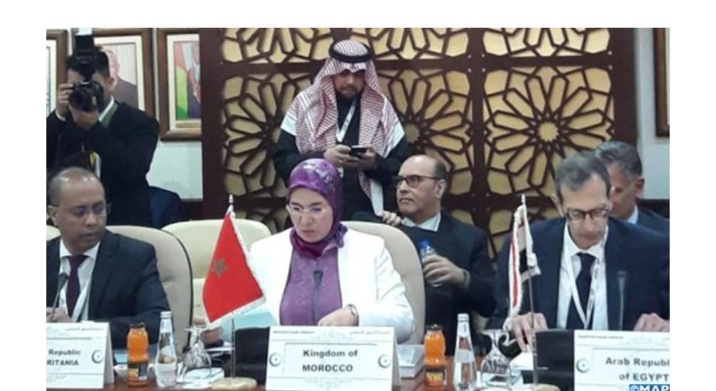 المغرب يدعو من جدة إلى إطلاق دينامية بناءة للسلام للوصول إلى حل عادل ودائم ومنصف للقضية الفلسطينية