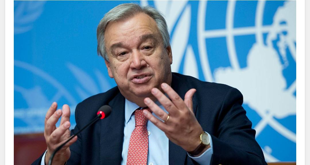 الأمين العام للأمم المتحدة .. تحديات إفريقيا لا يمكن ربحها إلا من خلال قيادة الأفارقة أنفسهم