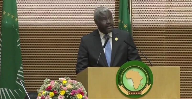 رئيس مفوضية الاتحاد الإفريقي يؤكد تفرد الأمم المتحدة في إيجاد تسوية لقضية الصحراء المغربية