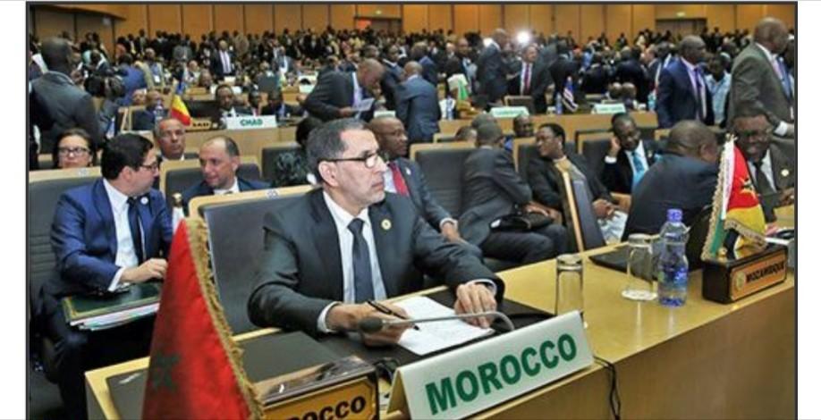 قمة الاتحاد الإفريقي : تتويج المغرب بجائزتين لجهوده في مجال محاربة التغيرات المناخية، والتحول الزراعي في إفريقيا