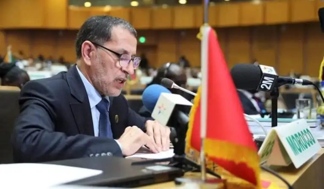 تقديم تقرير جلالة الملك بشأن تفعيل المرصد الإفريقي للهجرة بالمغرب أمام قمة الاتحاد الإفريقي