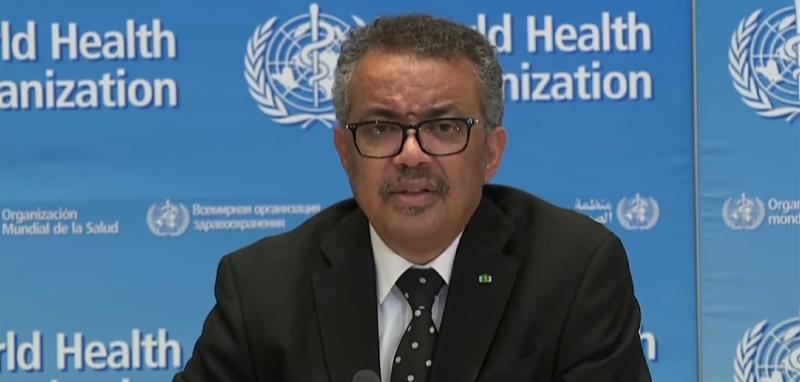 مدير منظمة الصحة العالمية يؤكد أن انتشار فيروس كورونا يتسارع ويدعو إلى التزام سياسي عالمي