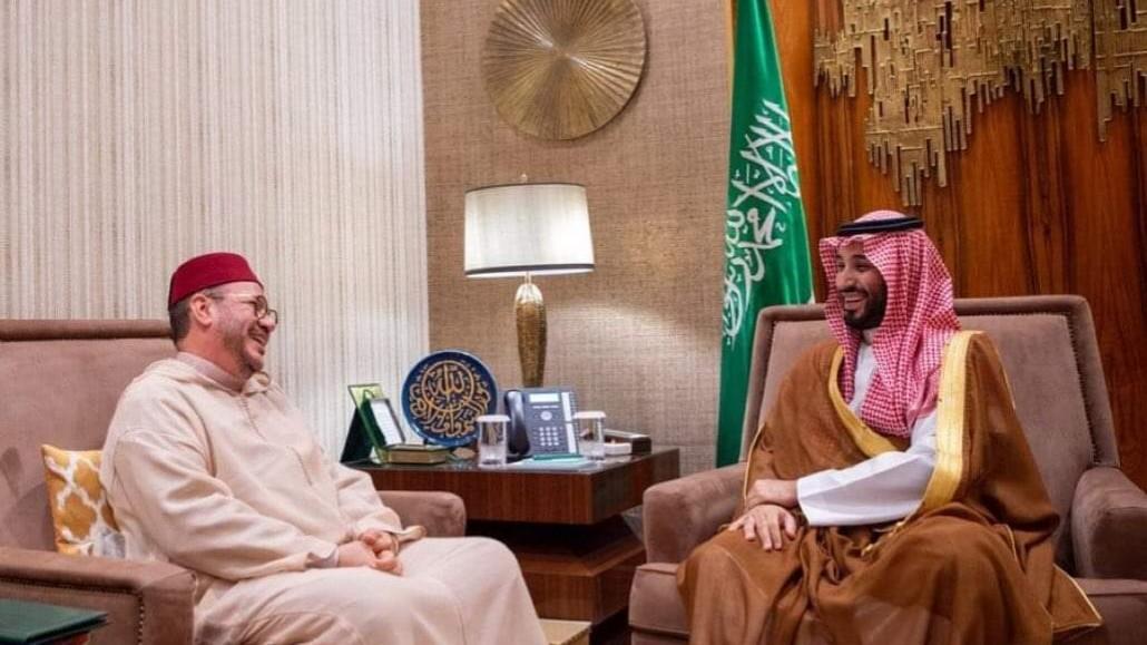 بوريطة والهمة يحلان بالرياض حاملين رسالة من جلالة الملك محمد السادس إلى خادم الحرمين الشريفين الملك سلمان بن عبد العزيز