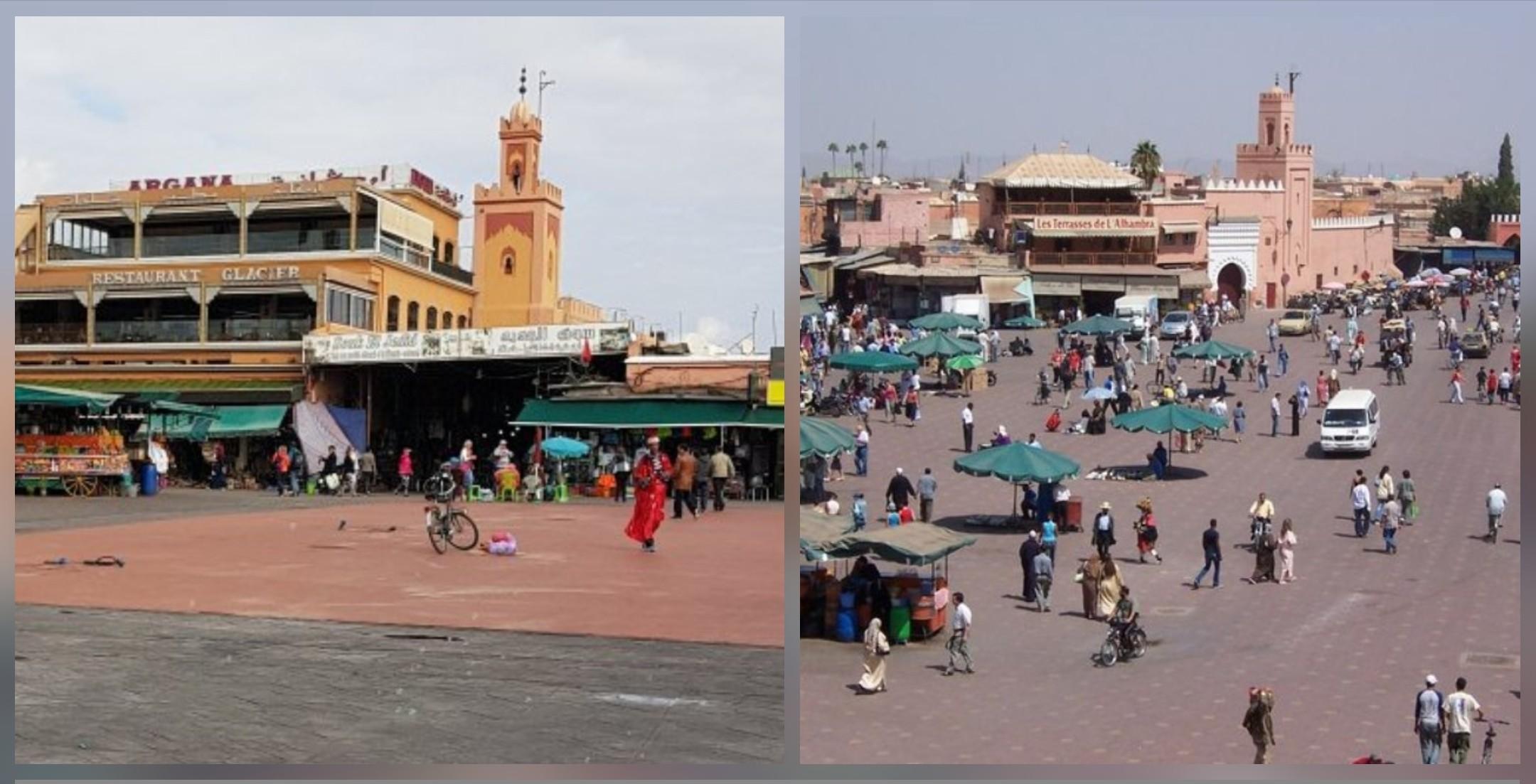 «فيروس كورونا» يكبد المغرب خسارة فادحة في القطاع السياحي
