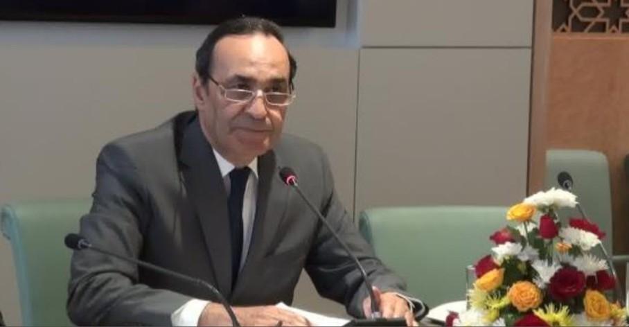 اجتماع رئيس مجلس النواب مع رؤساء الفرق والمجموعة النيابية