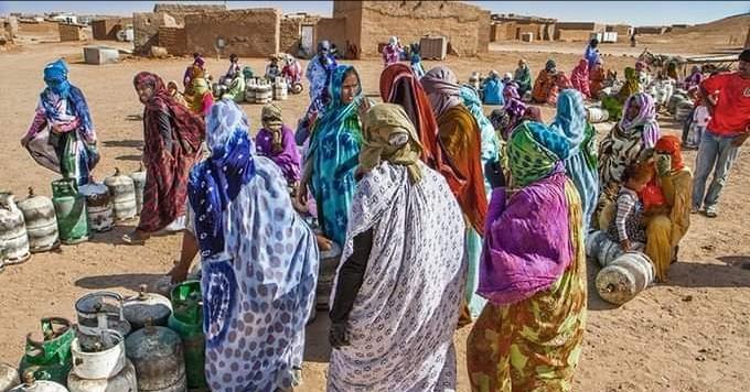 """عصابة البوليساريو والجزائر يعرضان حياة المحتجزين في مخيمات تندوف لخطر فيروس """" كورونا """""""